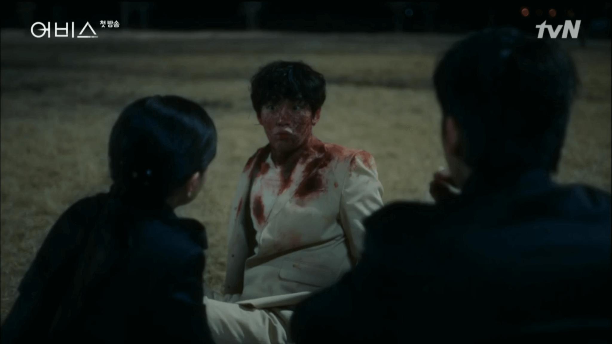 劇集播出不到一半,身為男主角的安孝燮就已經死了兩次,嚇壞觀眾。