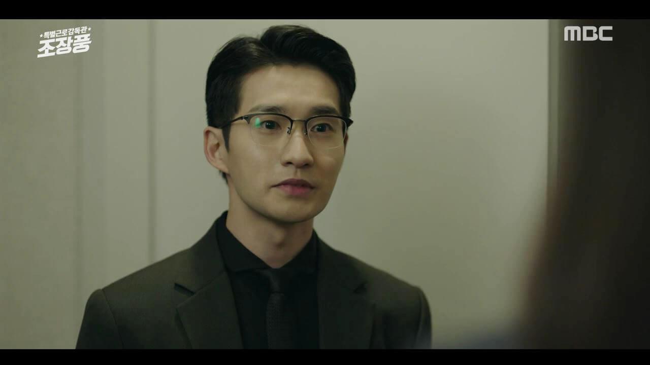 柳德煥飾演企業基金會新任理事長,與趙進甲對立。