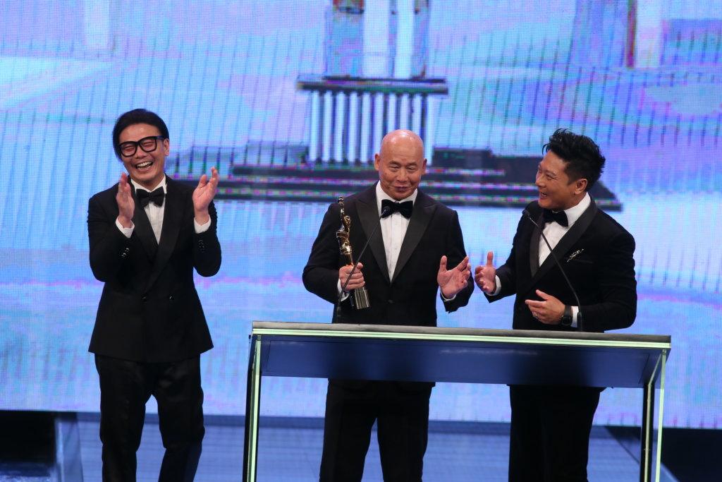 錢嘉樂是劉允的提名人,他說有魚頭允就有歡樂。