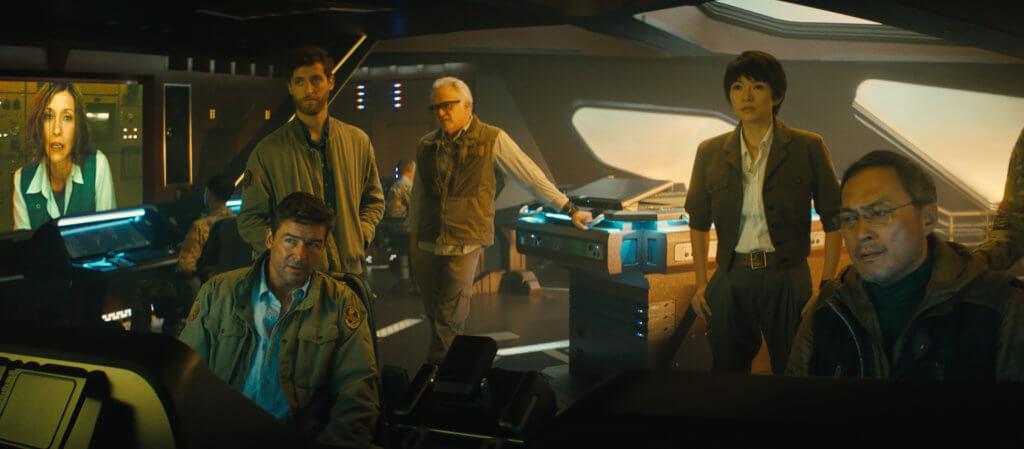 除有渡邊謙再度扮演博士,章子怡更一人分飾兩角。