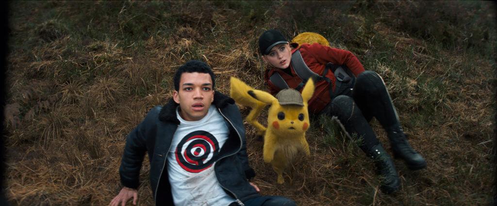 積提斯史密夫與神探Pikachu合力查案