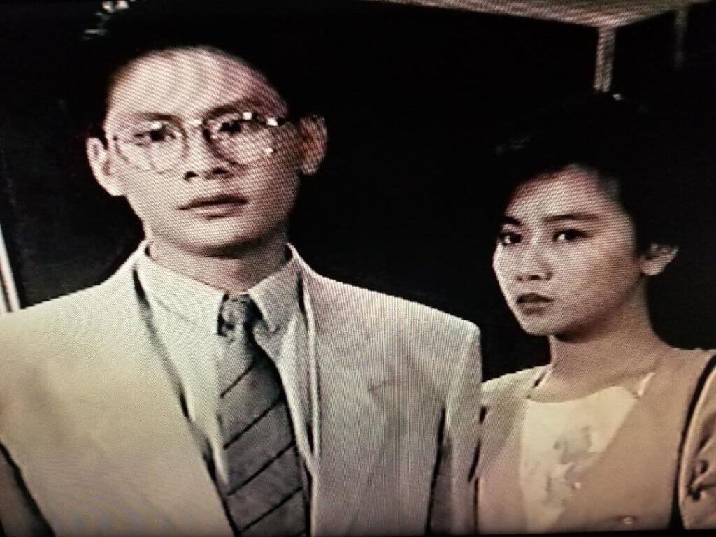 第一部電影《摩登襯家》與女神袁潔瑩合演情侶,林敬剛當時開心到不得了。