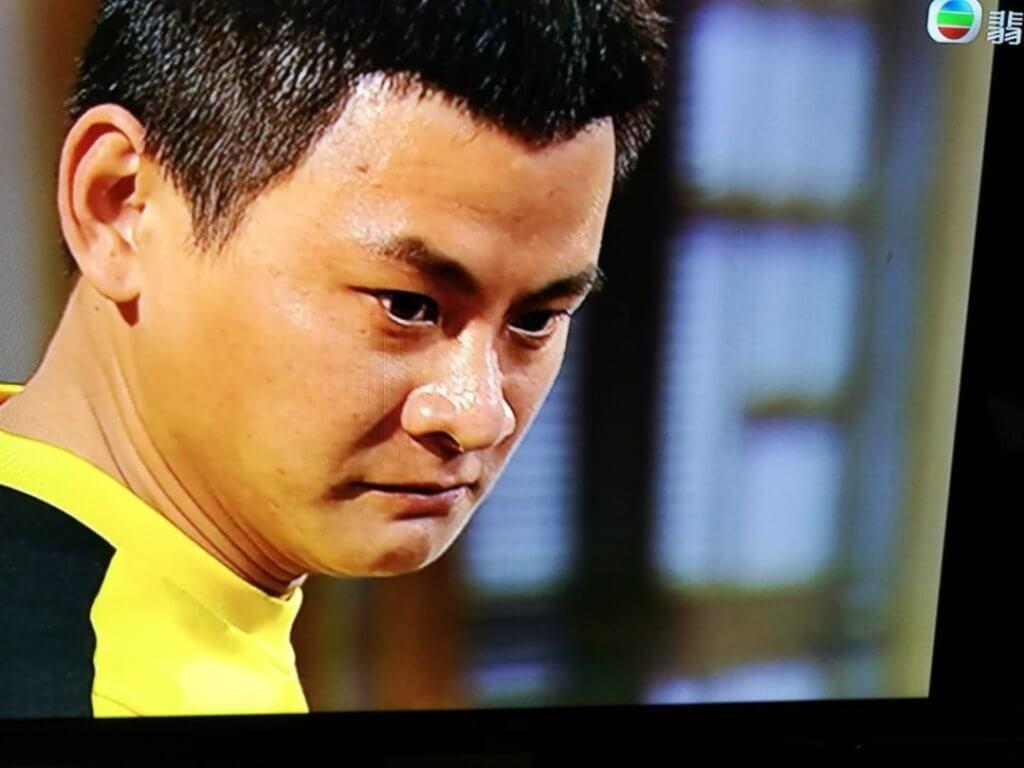 ○三年的劇集《皆大歡喜》,林敬剛飾演的林玉剛戲分不少。