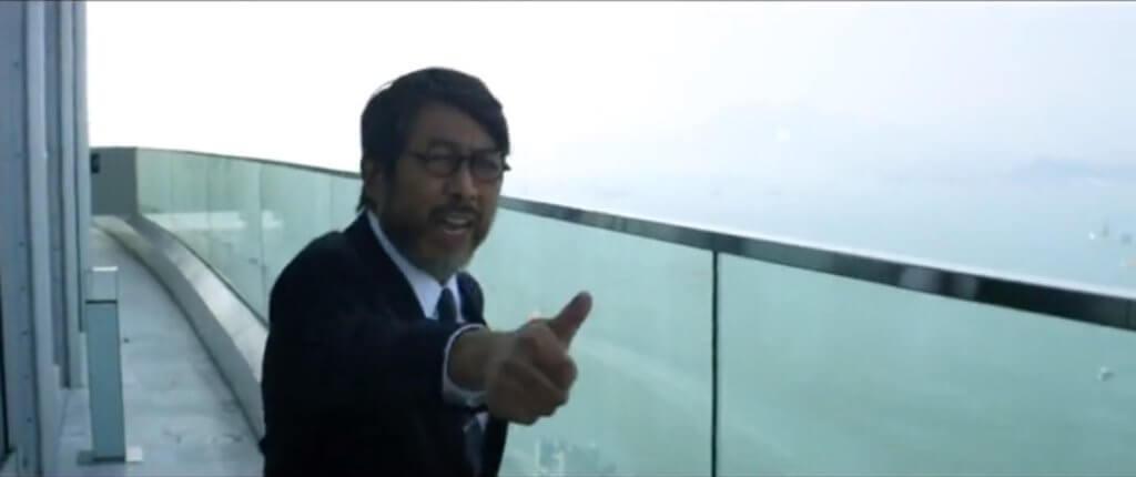 葉景文有份參演荷李活大片《變形金剛4》,他坦言戲分不多,不過電影上映時,亦有少許觀眾認出他。
