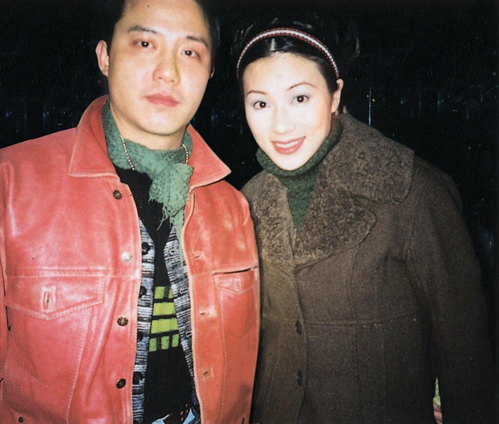 張可頤九四年參選港姐時,由當時的男友董波提名,兩人拍拖十年。