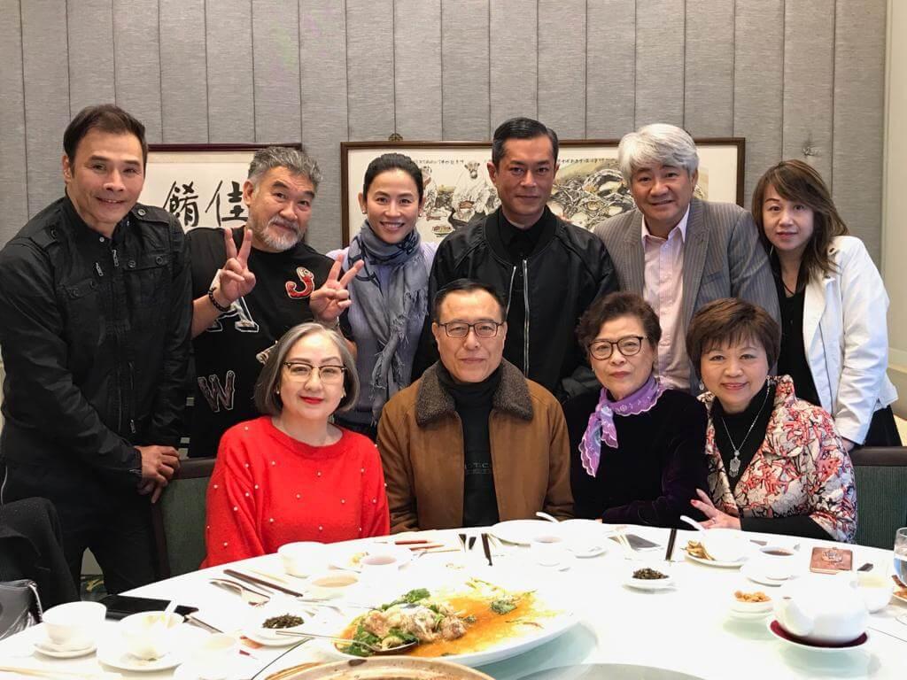 盧宛茵在劇中有不少仔仔女女,尹揚明、林偉及古天樂在《餐餐有宋家》飾演她的兒子,同劇演員不時仍有聚會。