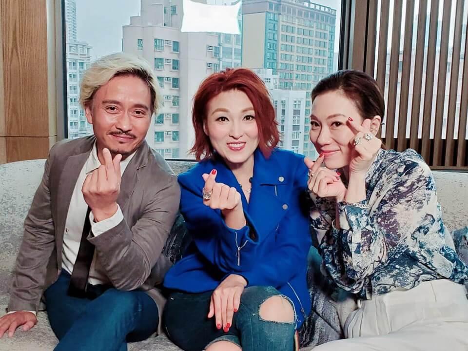張可頤八月與謝君豪、李蕙敏演舞台劇《但願人長久》