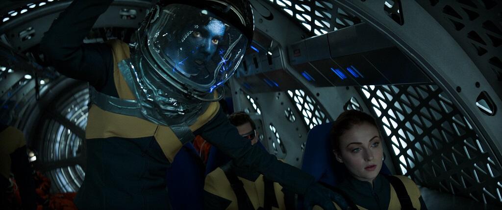 變種特攻開場上太空進行拯救行動,惹來驚世災禍。