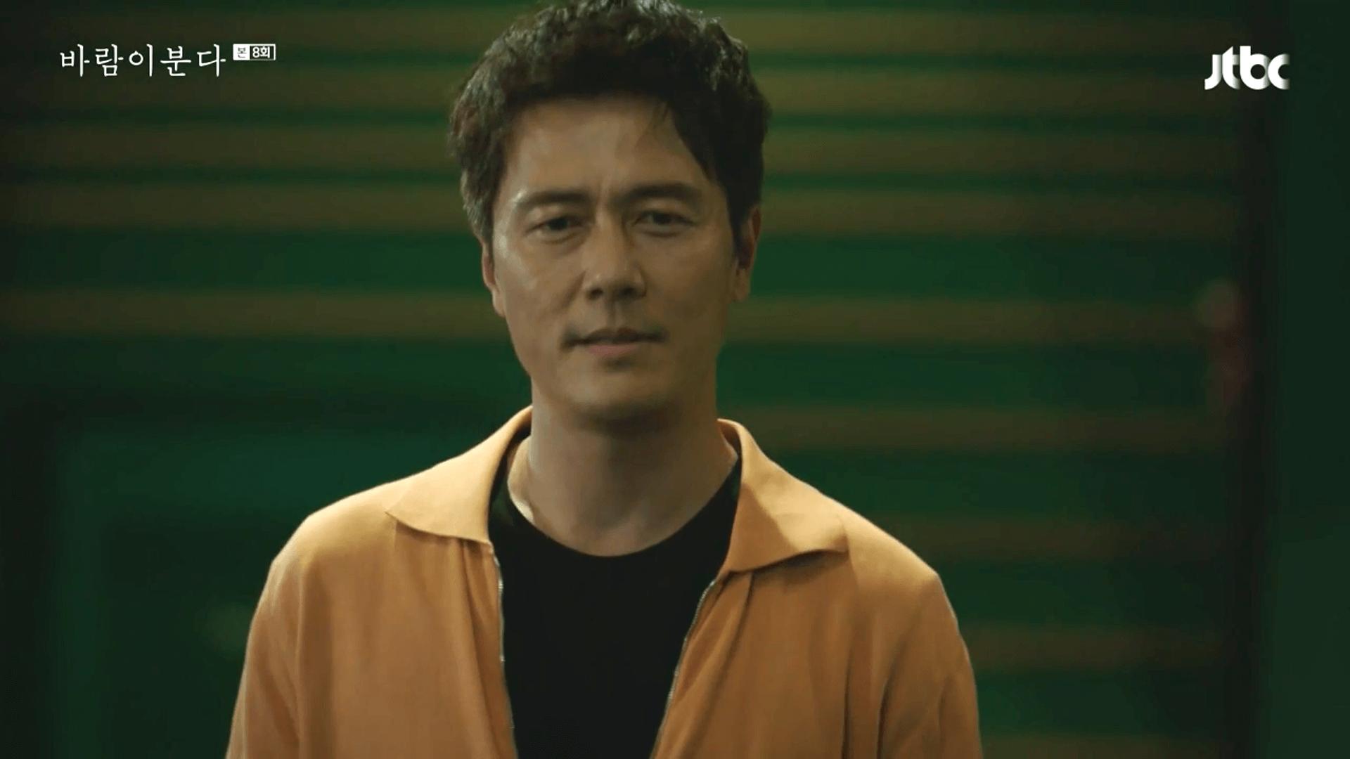 甘宇成於第六集打後身型有着明顯變化,原來背後下了一番苦功。