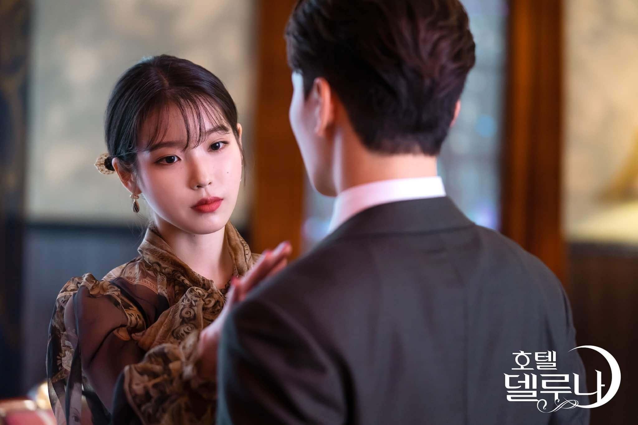 不知道新劇中,IU和呂珍九會擦出怎樣的火花?