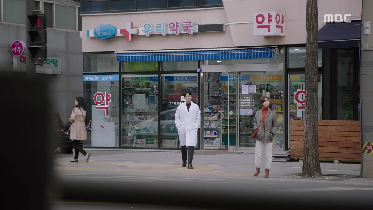 《春夜》位於首爾的拍攝地點也受到關注,不過大家湊熱鬧時緊記別妨礙拍攝呢!