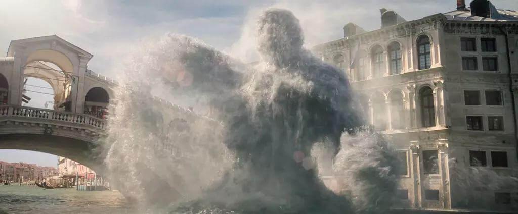 今集反派是一些水、火、沙等元素,帶來前所未有的感覺。