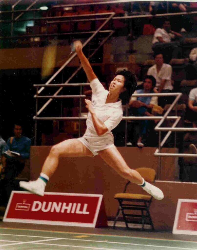 陳念慈在羽球壇創下的佳績,至今仍未被打破。