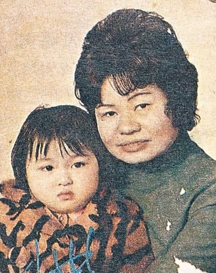 李蕙敏與媽媽感情複雜,她會將感受放在演戲當中。