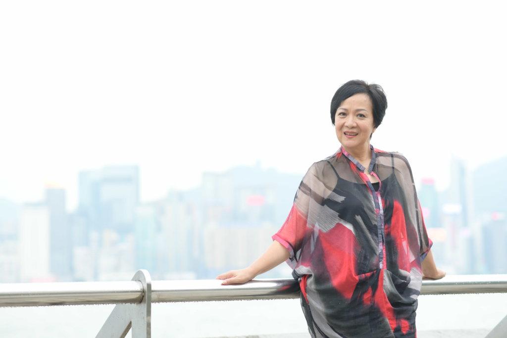 劉桂芳不用為下一代操心,可以享受人生。