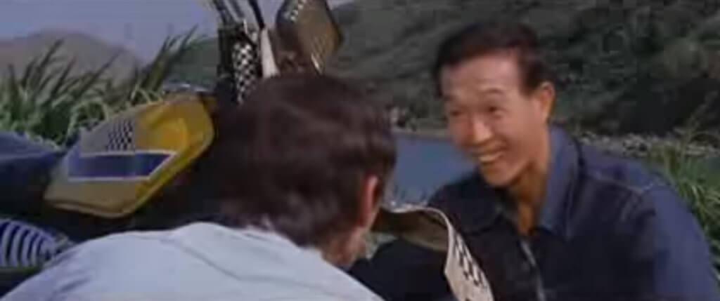 李海生與狄龍是習詠春的同門師兄弟,他第一部參演的電影是《電單車》,該片亦是狄龍首次執導的電影。