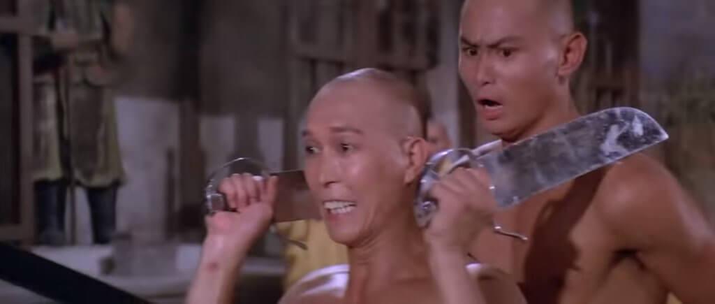 劉家輝及李海生有份參演的電影《少林寺三十六房》,算得上是功夫電影經典,該片更獲得第廿四屆亞洲影展最佳動作效果獎。