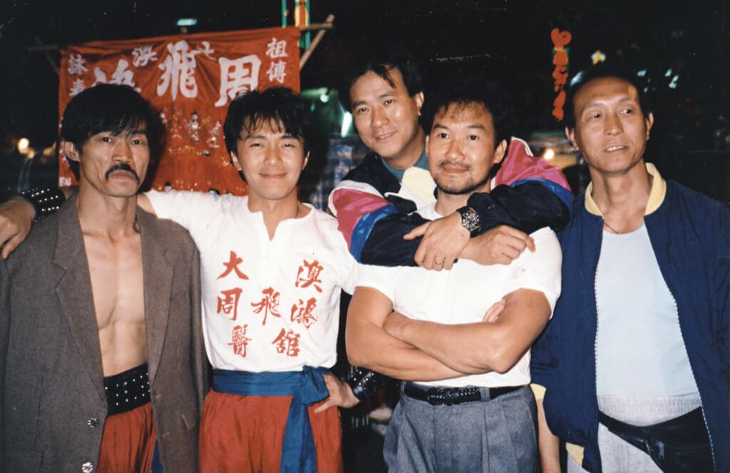 李海生有份演出的無綫劇集《孖仔孖心肝》,是同星馳在無綫後期作品,獲得頗高收視。