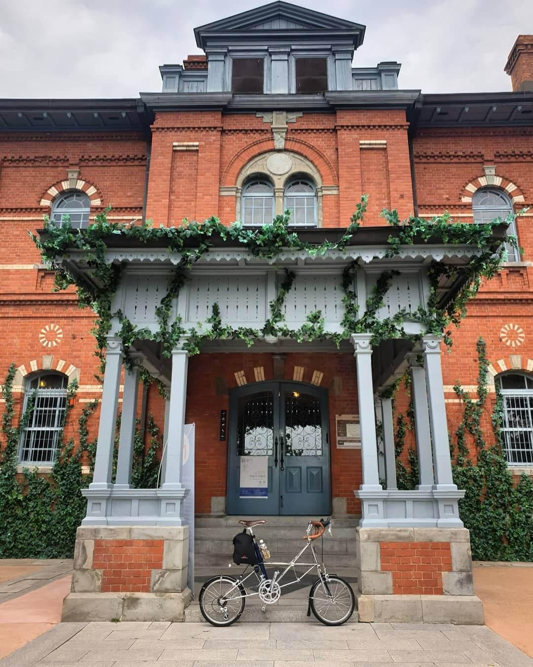 木浦有很多韓國文化資產,木浦近代歷史館就是其中之一。