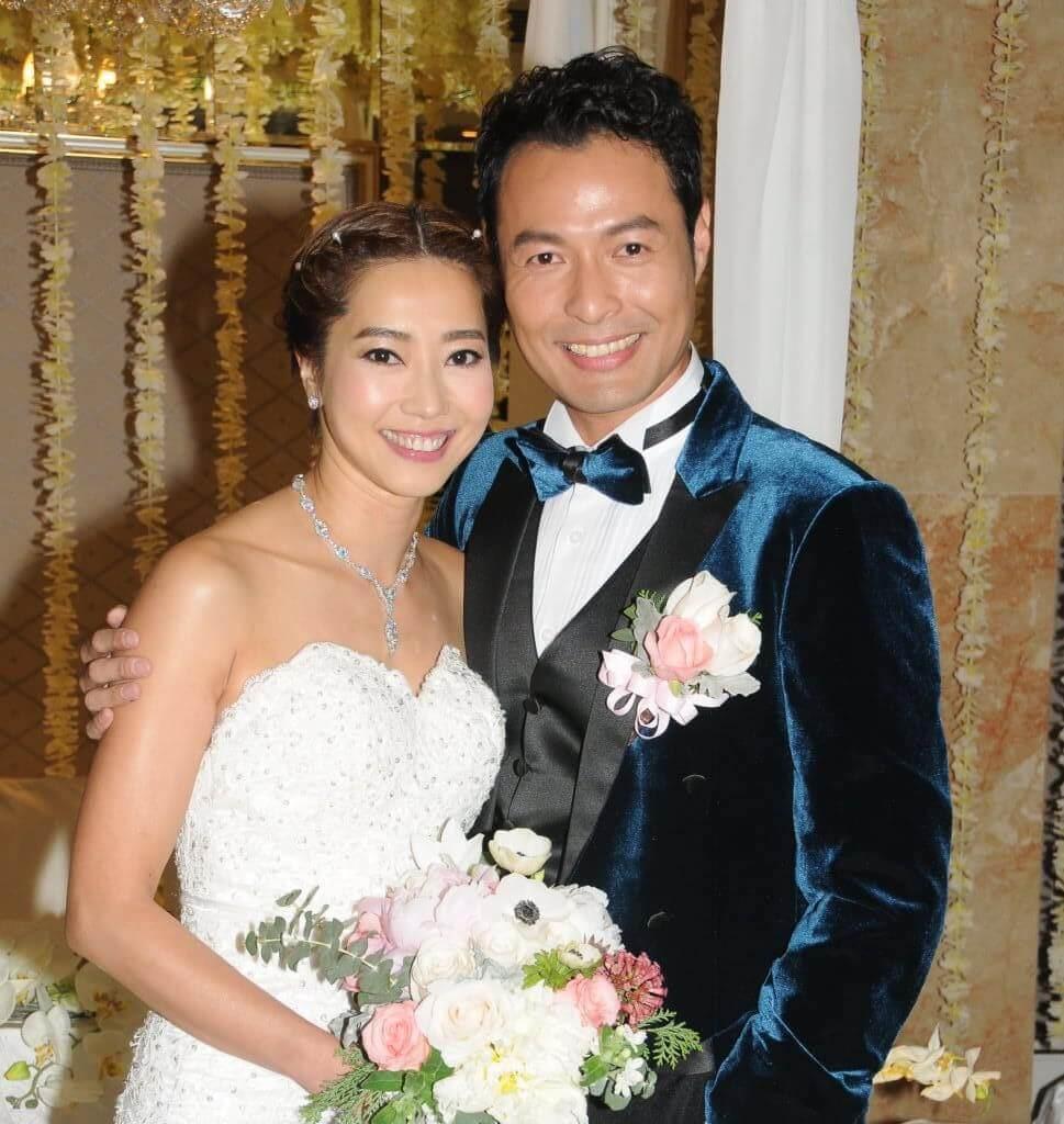 張達倫與在圈外工作的Kimmy一六年結婚