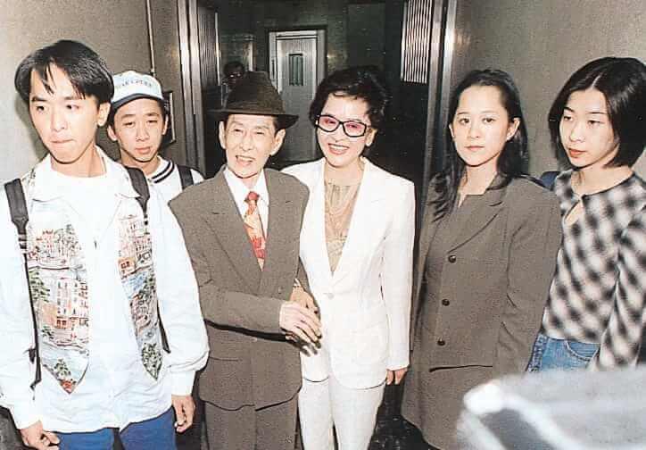 鄧家「世紀爭產」當年在香港造成轟動。