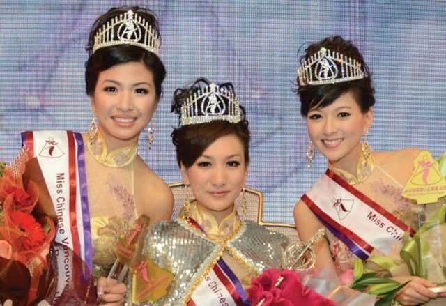 陳偉琪一一年參加溫哥華小姐,獲得亞軍、最上鏡小姐及最優雅模特獎。
