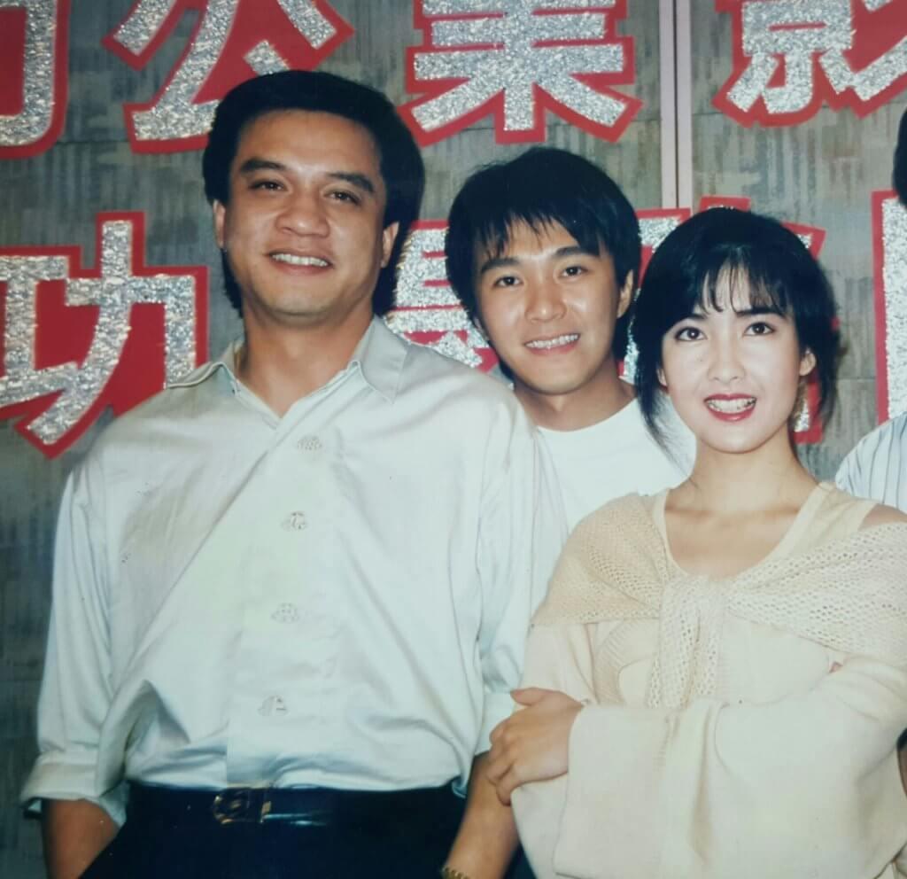 黃栢文執導的電影《風雨同路》,由周星馳及周慧敏擔任男女主角。