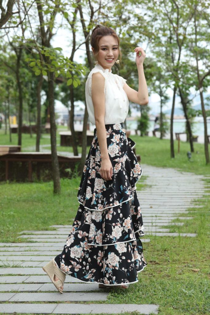 來港三年,蘇韻姿說就像坐過山車,每個挑戰,令她成長不少。