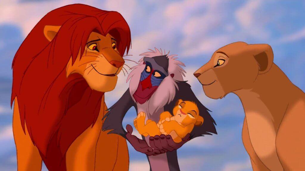 動畫版《獅子王》