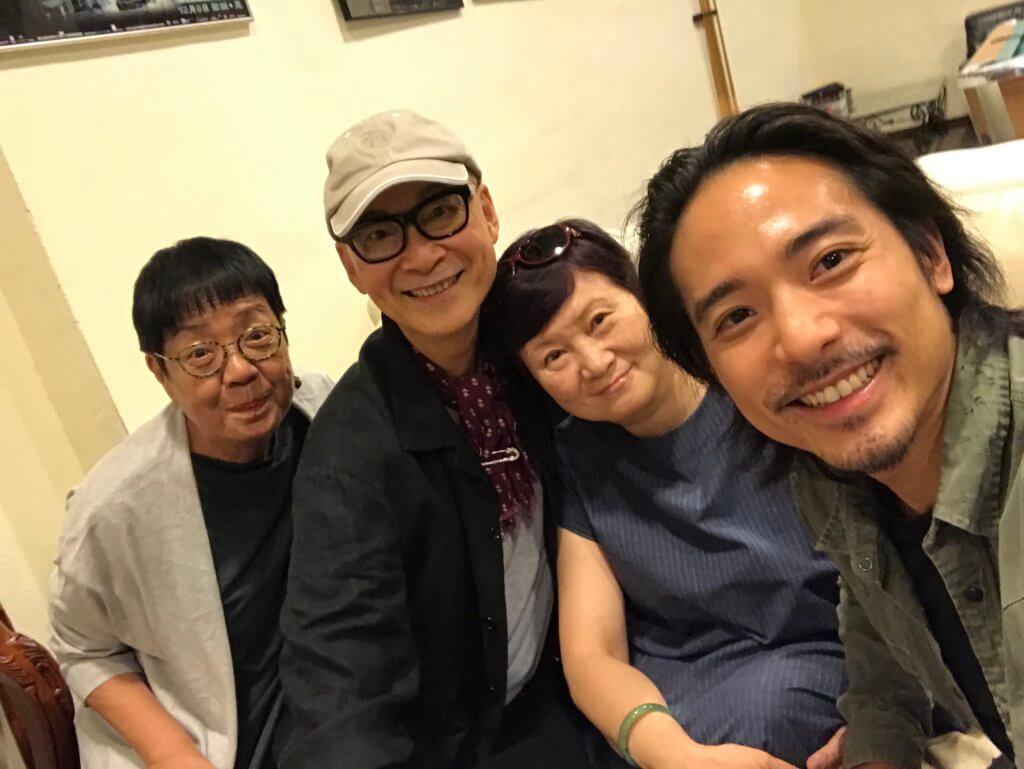 導演許鞍華、林德信為楊凡動畫卡聲演。