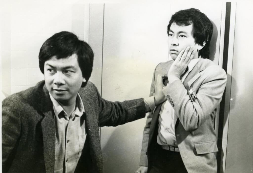 劉志榮是亞視的鎮台之寶,關偉倫當年曾跟他有不少合作。