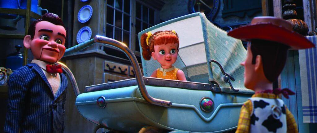 「奸角」洋娃娃嘉比嘉比和她的傀儡公仔手下令人心寒。