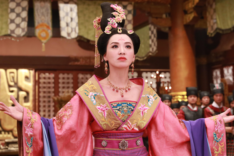 《宮心計2深宮計》中的太平公主,令她奪得「最受歡迎電視女角色」。