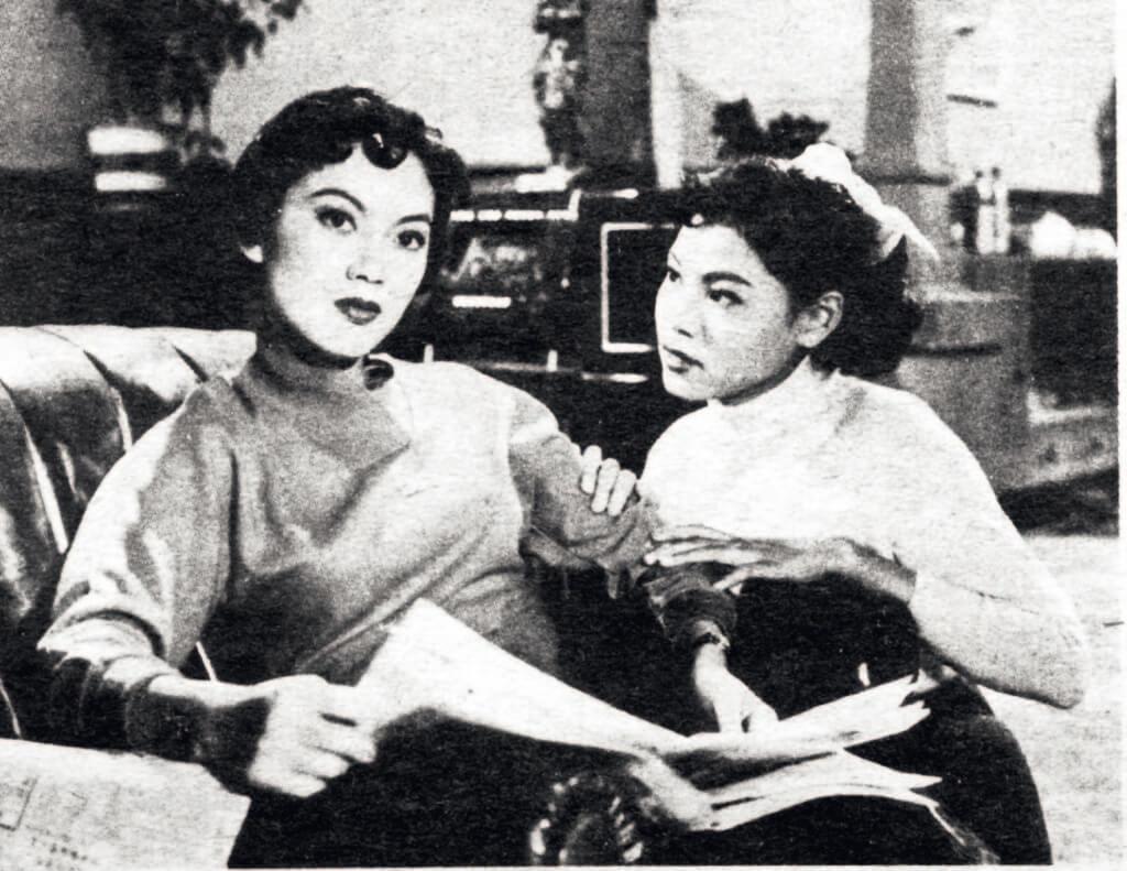夏萍首部作品是吳回執導的《勾魂使者》。