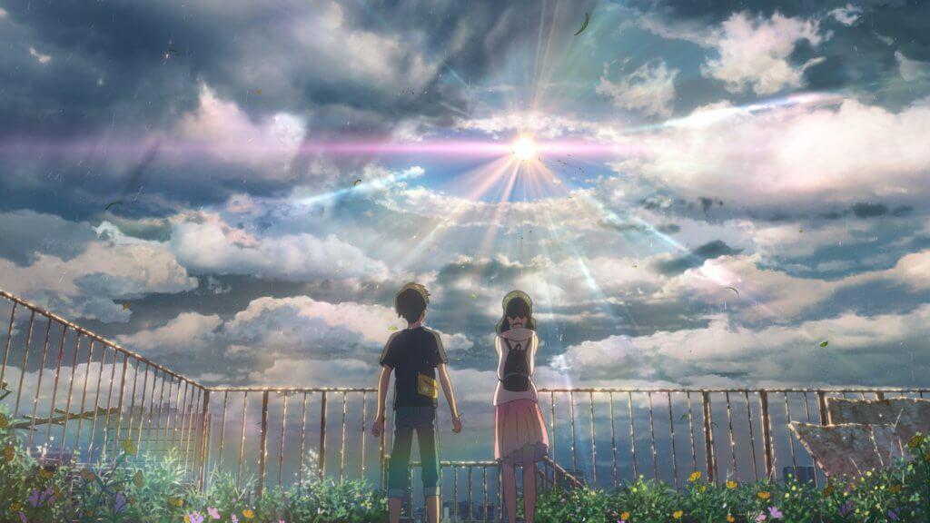 新海誠新作《天氣之子》,在日本票房大收,穩佔當地暑期最高票房。