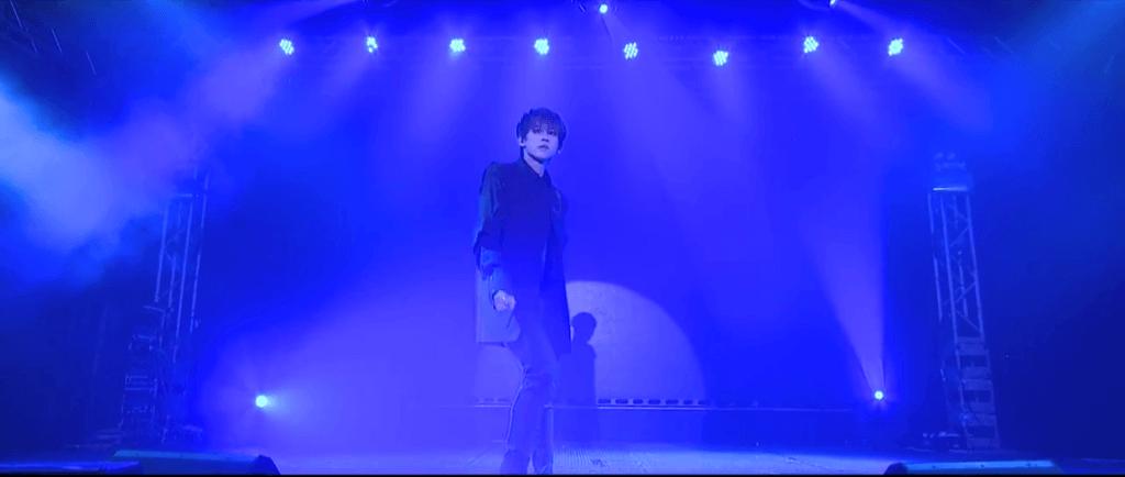 姜濤早前舉行《一號種籽》音樂會。