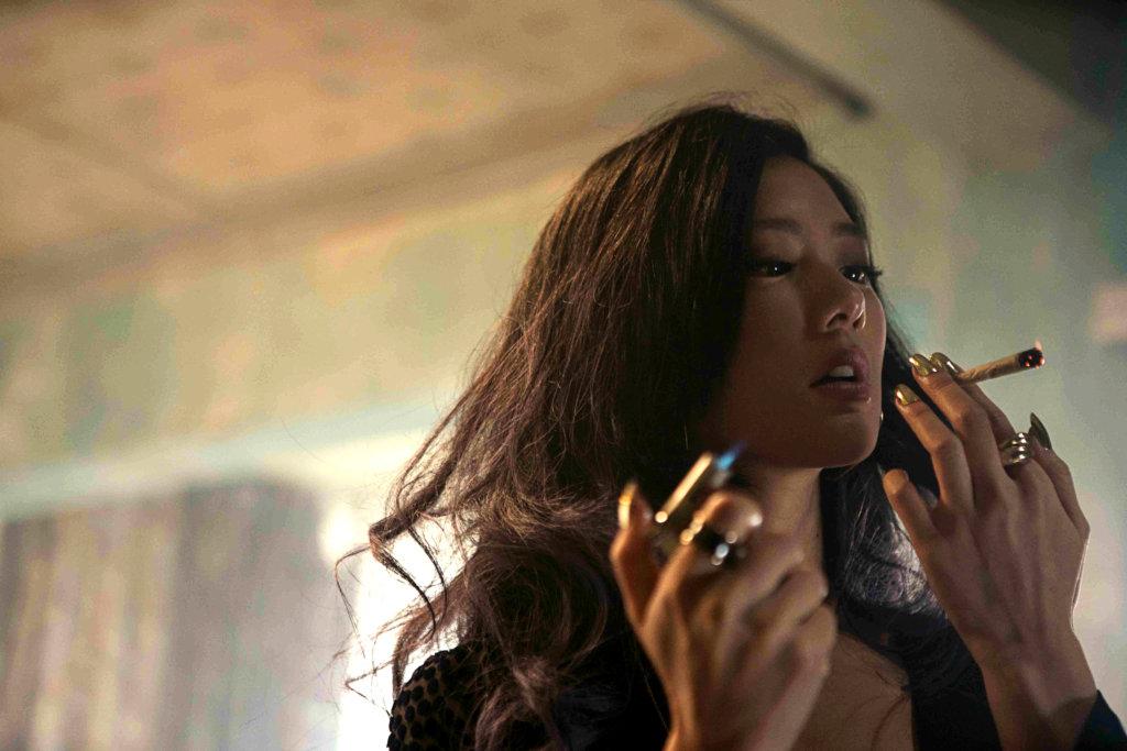 有「亞洲第一美女」之稱的韓星Clara,有份參演一角。
