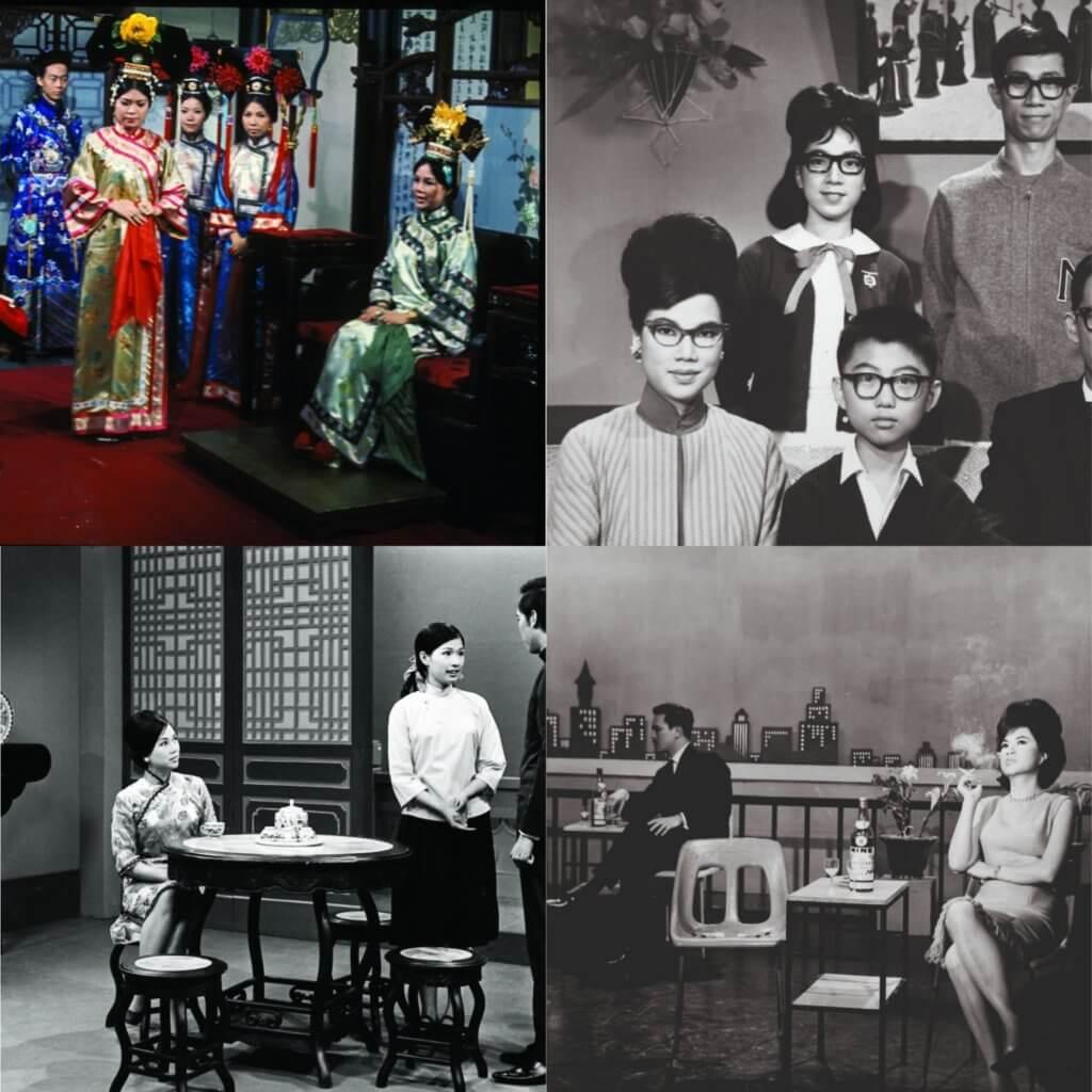七五年拍清宮劇《董小苑》演太后,跟張瑛與Lily姐合演電視劇《租界》,在《夢斷情天》中演黃淑儀媽媽;在《甜蜜的家庭》演慈母.