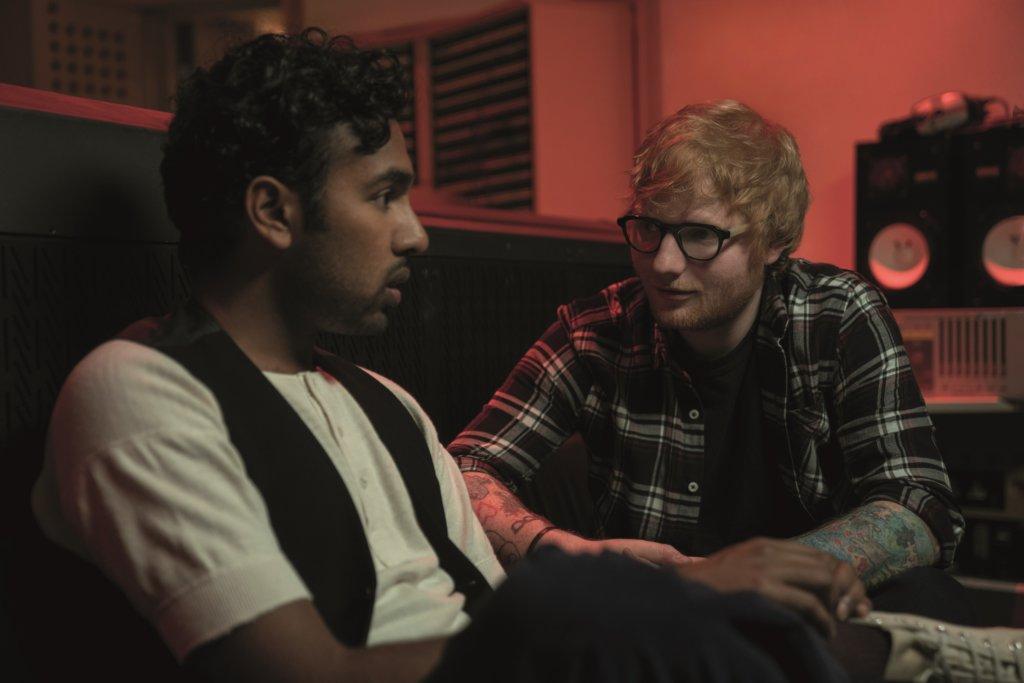 超紅歌手Ed Sheeran演回自己,可愛搞笑。