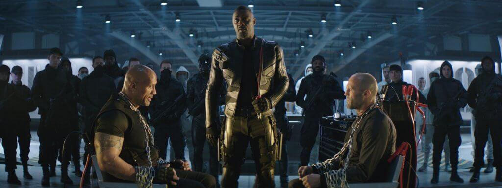 以往雙雄打到似《北斗之拳》,今集打鬥場面亦超勁。