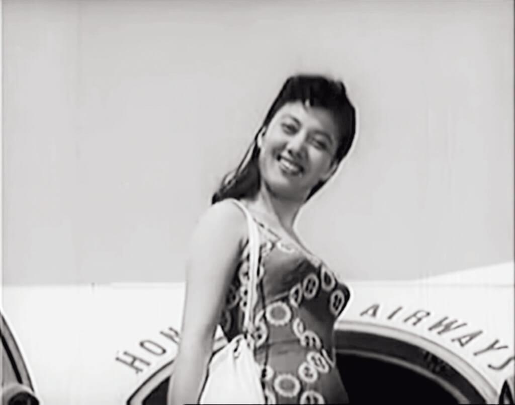 夏萍在《金枝玉葉》中挑大樑,把柯德莉夏萍《金枝玉葉》的羅馬換成澳門。