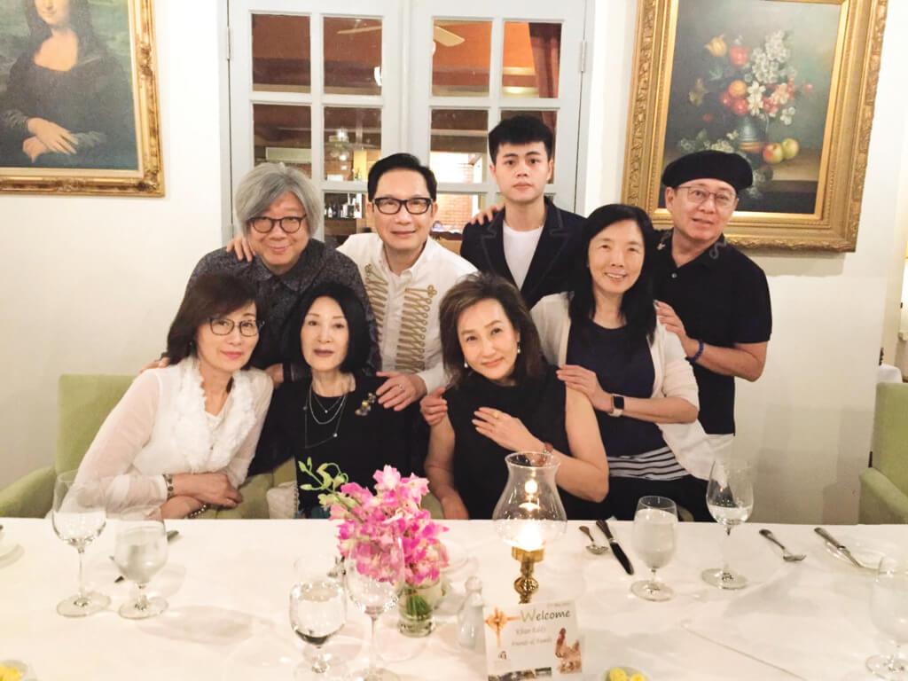 五月底與好友同遊泰國,圖攝於清邁的法國餐廳。