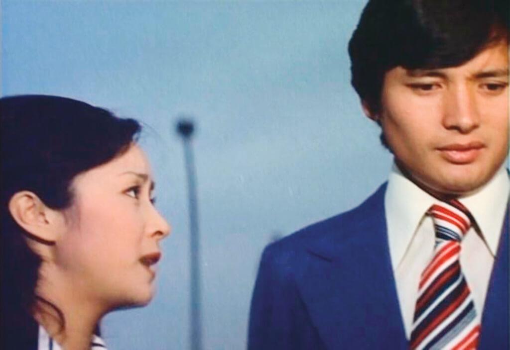 秦祥林知道誰跟甄珍演戲誰都紅,結果真的有機會跟甄珍合作,其中包括《一簾幽夢》。