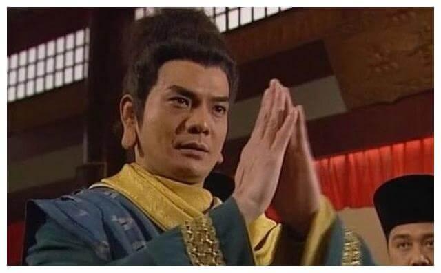 李國麟在《天龍八部》加長耳珠演的鳩摩智在內地很深入民心