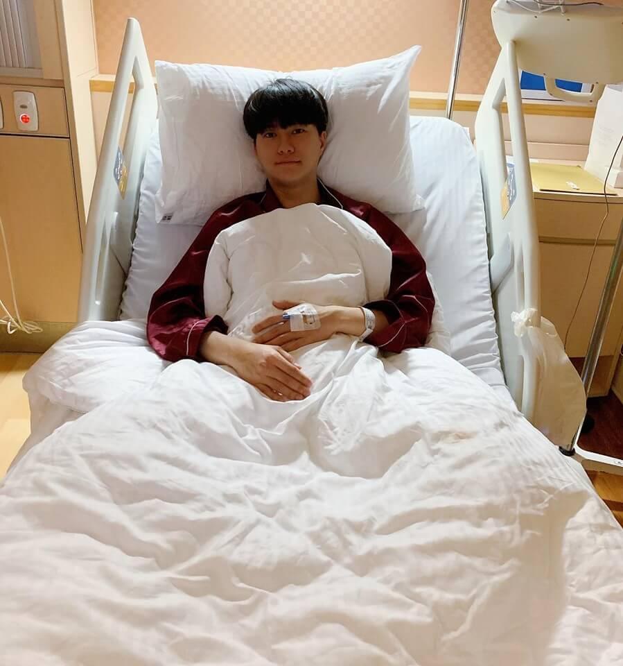 Hubert將繼續休息,不心急再開音樂會和其他工作,他說一切以健康為重。