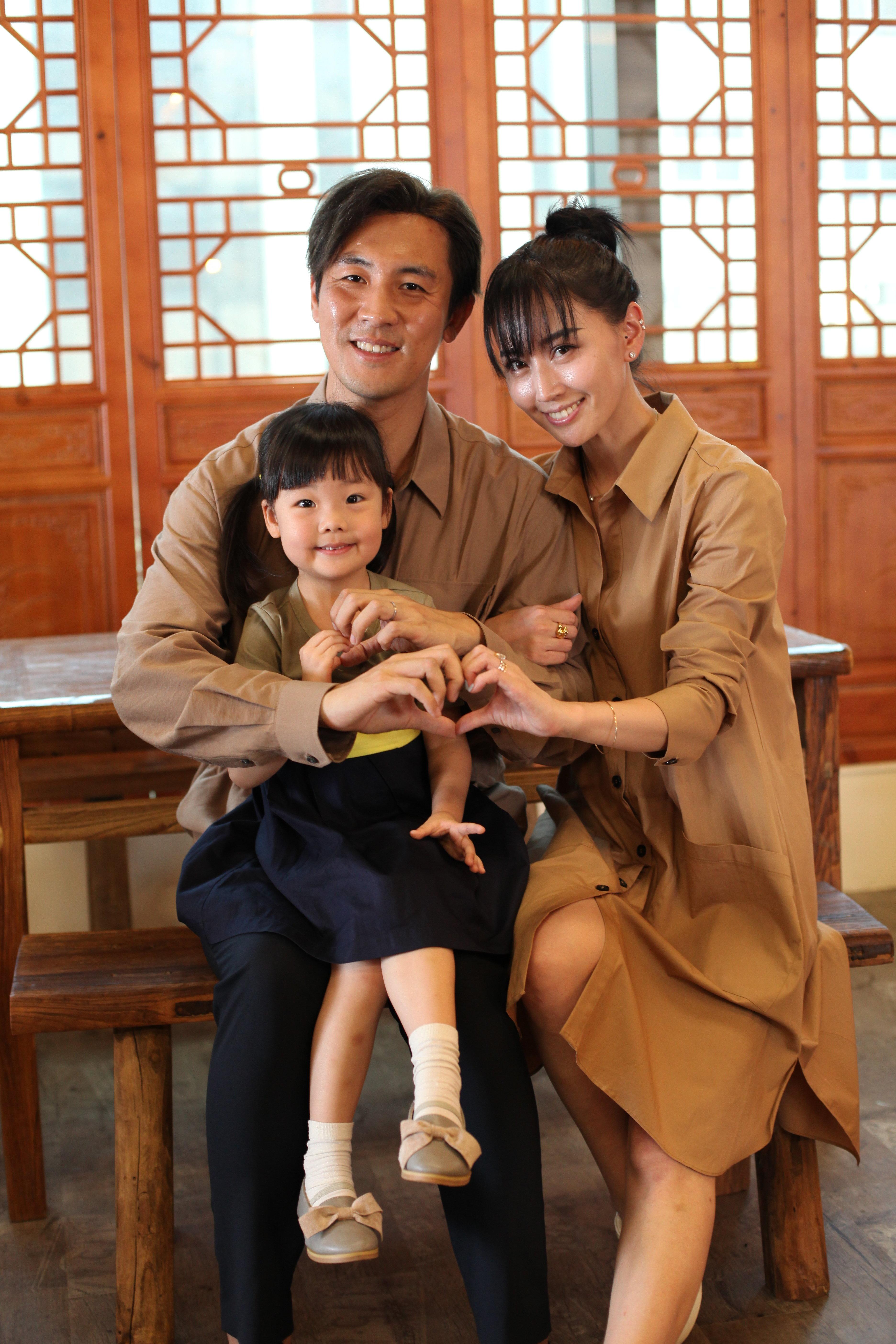 譚俊彥四年前毅然將工作回流香港,希望有更多時間見證子女的成長。