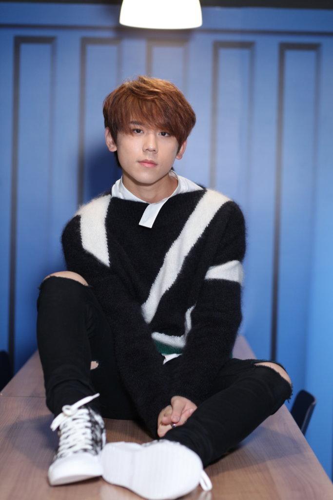姜濤近日推出個人單曲《一號種籽》。