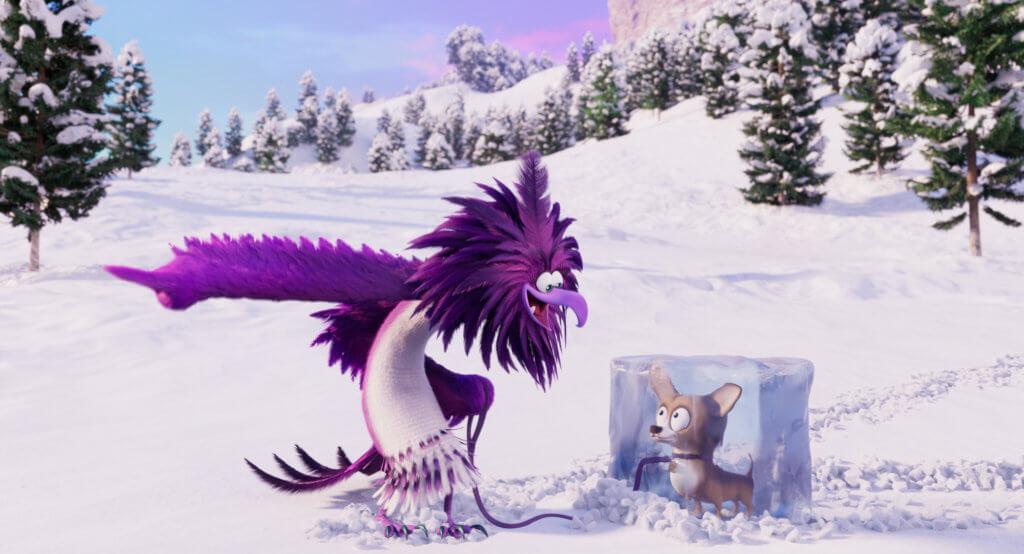 鷹島魔后發動致命冰凍攻擊的背後,還有一段動人的愛情與親情故事。