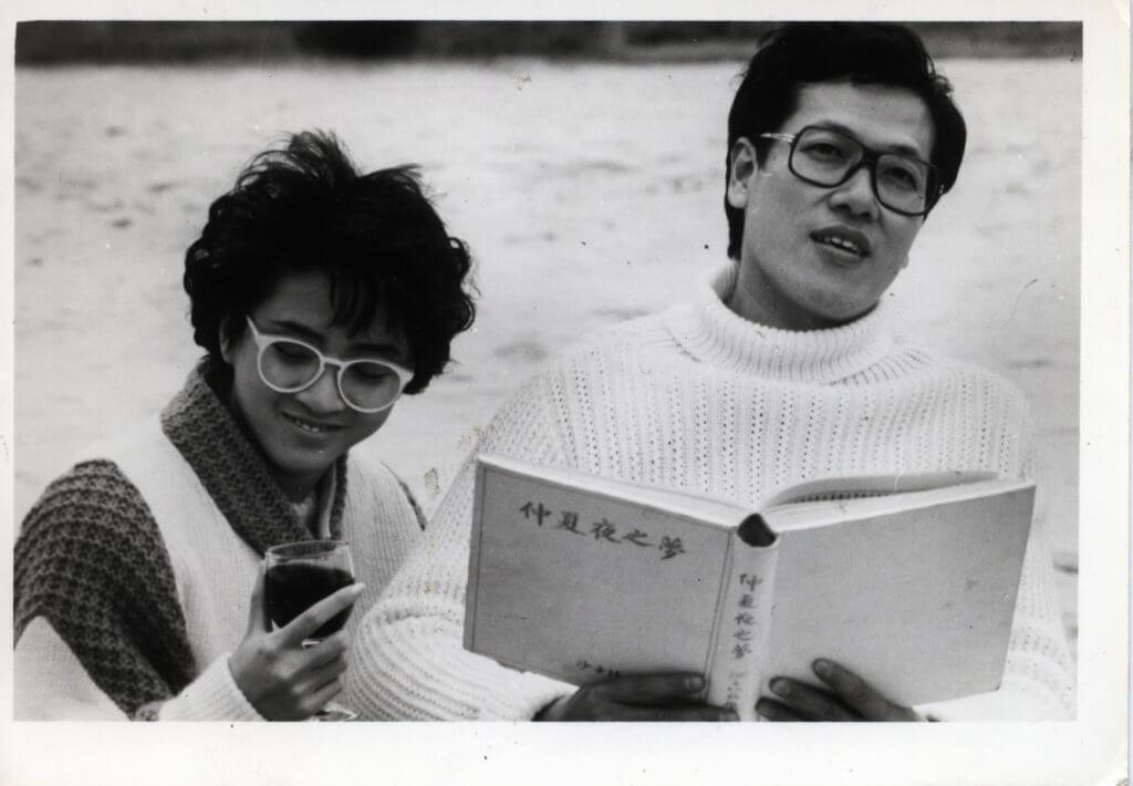 由麗的過檔無綫,劉江目睹不少巨星冒起,拍單元劇與梅艷芳演對手戲。