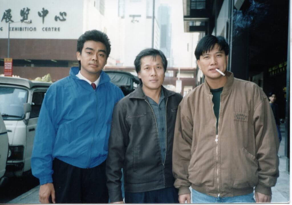 與劉江合作過的好戲演員多不勝數,例如劉青雲和萬梓良。